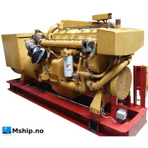 Caterpillar 3406A DITA generator set