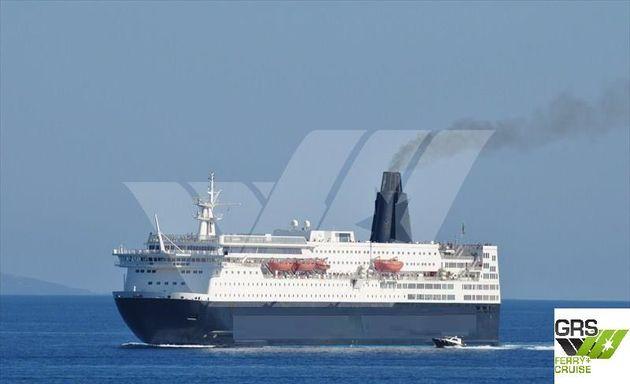 168m / 2.200 pax Passenger / RoRo Ship for Sale / #1019668