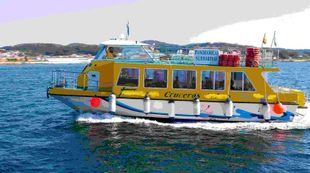 Barco De Pasaje Ulla