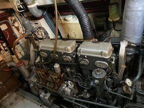Starboard Engine