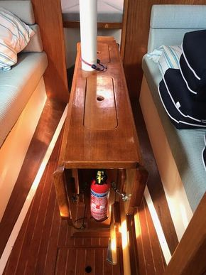Saloon table
