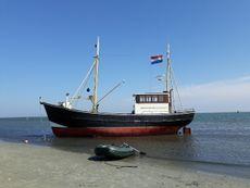 IJsselmeer cutter 'Jacoba'