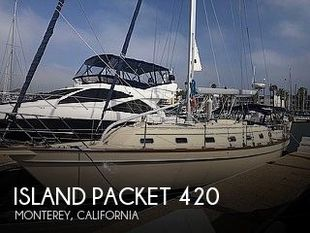 2005 Island Packet 420