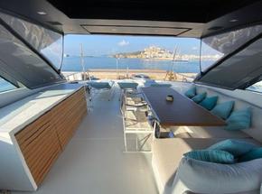 Carine Yachts  - Luxury Yacht Brokerage | SANLORENZO SX76 2019 | Photo 11