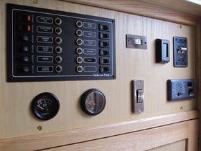 Electrics and gauges