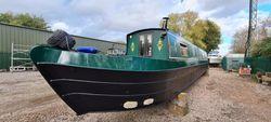 1998 Narrowboat  Lexden Swan 58