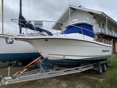 2007 Bayliner Trophy 2052 WA Motor Boat / Sports Fisher