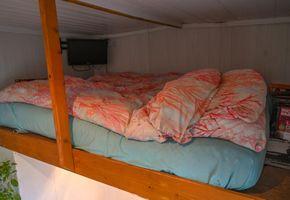 Double Mezzanine Bed
