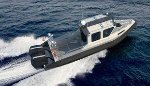 CTruk CR1000 RIB Boat