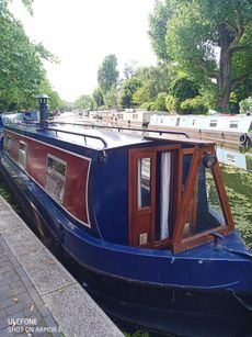 1997 35ft cruiser stern Narrowboat with full new internal fit-out