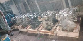 YANMAR ENGINE STOCK