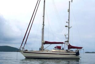 1985 Rex Marine  Aphrodite 40