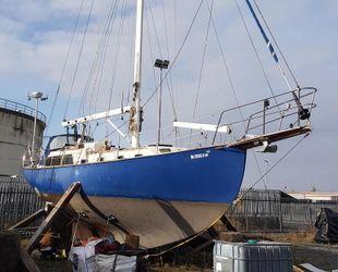 Cape George Cutter 45'
