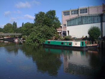 2 Residential Moorings Long term Rent Brentford West London