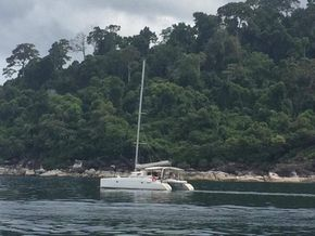 Fountaine Pajot Lavezzi 40 For Sale in Langkawi