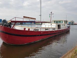 Dutch Aak  Live aboard