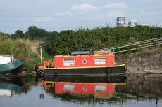 25ft 1990 Traditional Narrowboat