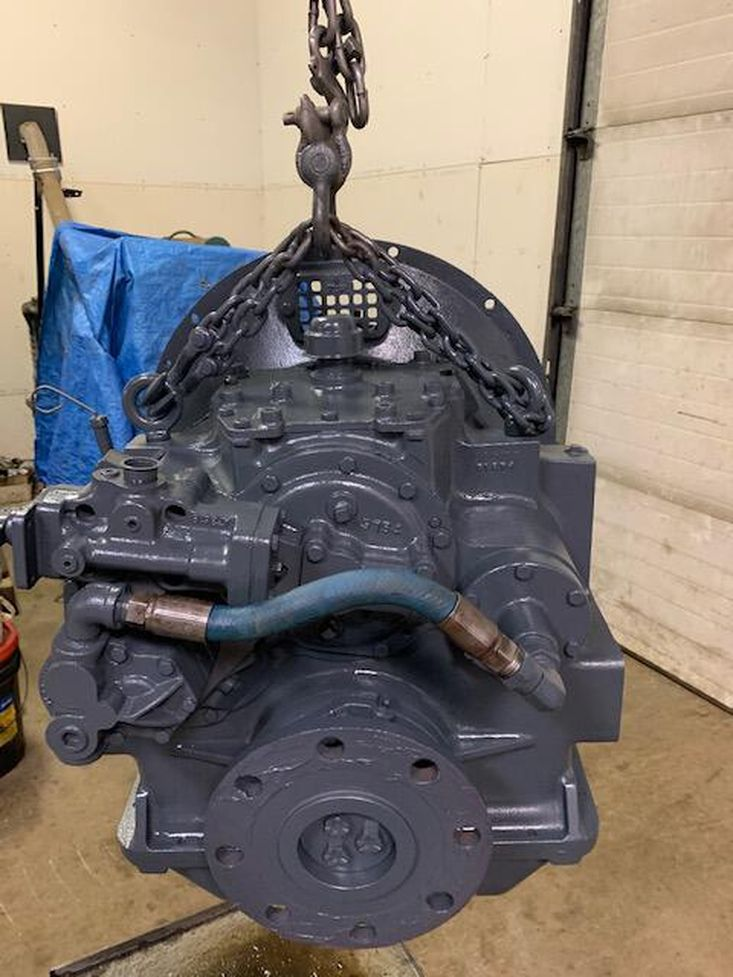 3.83 TO 1 TWIN DISC MG509 REBUILT MARINE GEARBOX