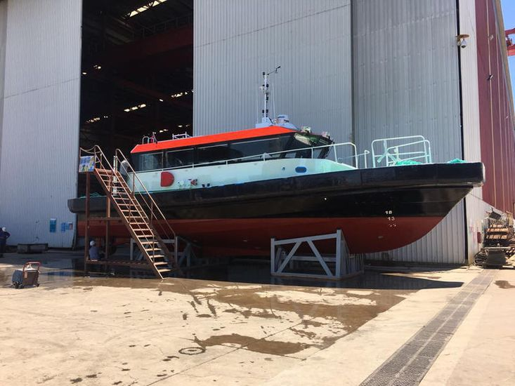 30 Pax Fast Crew Boat / Fast Transfer Boat
