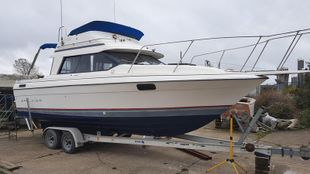 Bayliner 2556 Ciera Command Bridge (available)