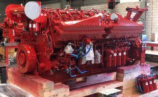 1800 HP CUMMINS QSK50-M1 NEW MARINE ENGINES