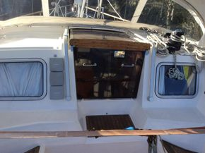 Nauticat 39 for sale with B J Marine