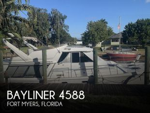 1990 Bayliner 4588 Pilothouse MY