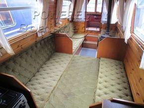 Narrowboat 42ft with Mooring  - Cabin