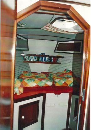 cabin in the bow