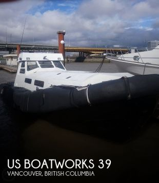 1996 US Boatworks 39
