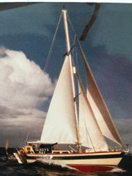 1985 Ebbtide 33