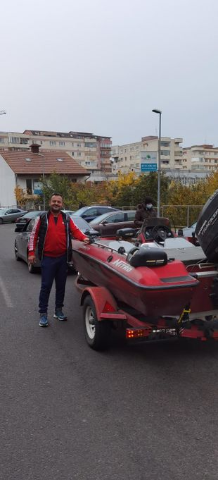 Nitro TF 170 Bass Boat