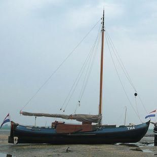 Lemsteraak sailing boat