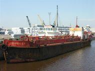 45.7 metre Clean Tanker Barge -