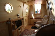 Oakmere - 59ft Traditional Stern Narrowboat 8% Share