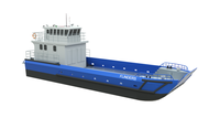 MOC Shipyards 20m Shallow draft Landing Craft