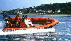 Avon SR6.4M Inboard Diesel Searider