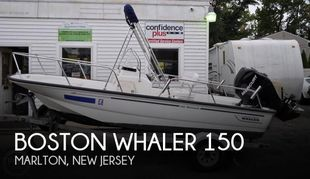 2008 Boston Whaler 150 Montauk