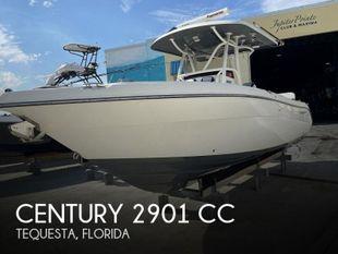 2015 Century 2901 CC