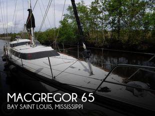 1990 MacGregor 65 Pilothouse