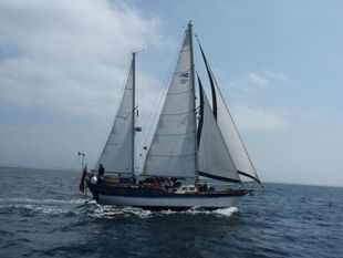 Endurance 45 Ketch