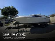1982 Sea Ray 245 Sundancer