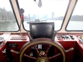 Passenger Trip Boat 36m  - Helm