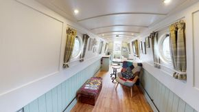 Saloon to Galley