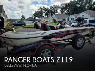 2012 Ranger Boats Z119