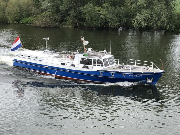 Classic Ex-Patrol Boat For Sale