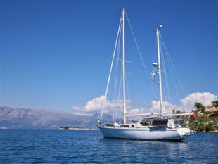 39' Amel Sharki - bluewater cruiser