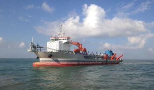 RE.12000M3 TRAILING SUCTION HOPPER DREDGER