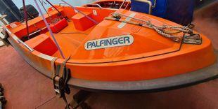 Palfinger RSQ 450 Rescue Boat