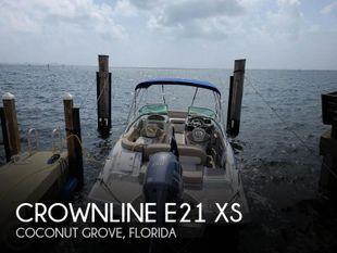 2018 Crownline E21 XS